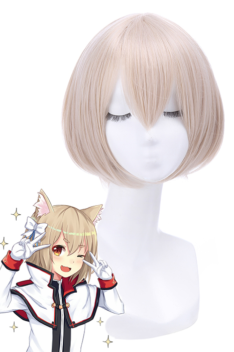 Anime Life in A Different World From Zero Felix Argyle Wigs ML234