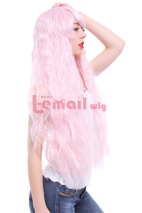 80cm long Rhapsody curly wave cosplay hair wig