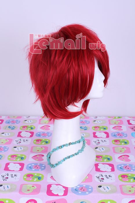 Kuroko's Basketball Seijuro Akashi short men women new style wig