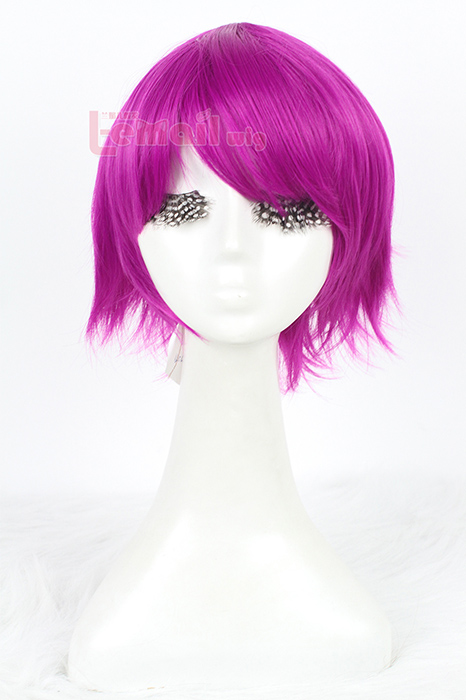 League of Legends 30cm short straight Anne cosplay hair wig